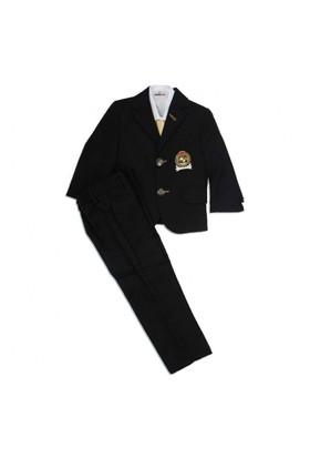 Modakids Erkek Çocuk Kravatlı Ceketli Takım Elbise 037 - 52355 - 038