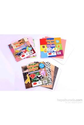 Nani Toys 3'lü Origami Kağıdı Seti