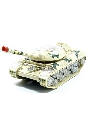 Engin Oyuncak Pilli Tank