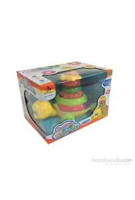 Emre Toys Pilli ,Işıklı Kaplumbağa