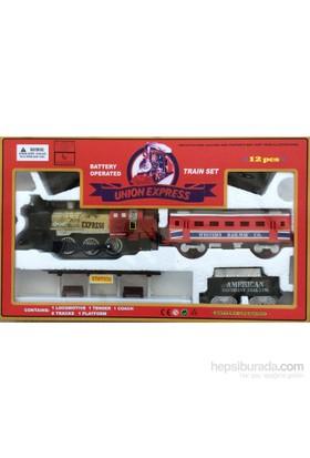 Emre Toys Union Express Tren Set