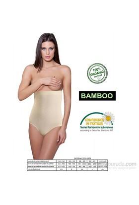 Emzik Hamile Doğum Sonrası Toparlayıcı Bambu Slip Korse