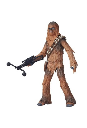 Star Wars Chewbacca Black Serisi Figür Oyuncak