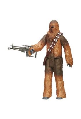 Star Wars Chewbacca Titan Hero Özel Figür