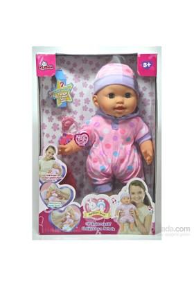 Vardem Kut. 16 İnc Gıdıklanan İnteraktif Bebek