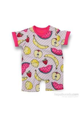 Baby Corner Meyve Kısa Tulum