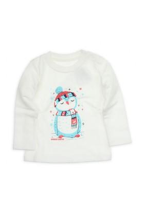 Modakids Wonder Kids Kız Bebek Uzun Kol T-Shirt 010-4340-028