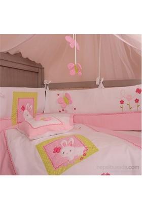 Aybi Baby Bunny Oyun Parki Uyku Seti 60X120