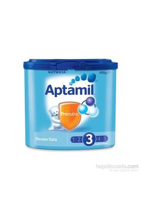 Aptamil 3 Devam Sütü 400 gr