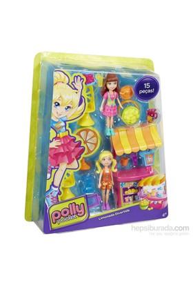 Polly Pocket Polly Gezide Oyun Seti Dhy67