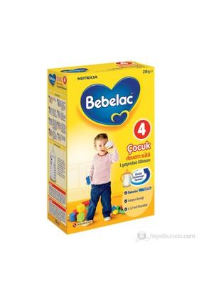Bebelac 4 Çocuk Devam Sütü 250 gr