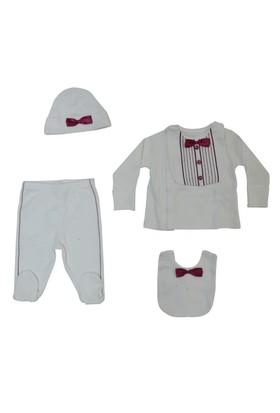İdilbaby Erkek Bebek Zıbın Takımı