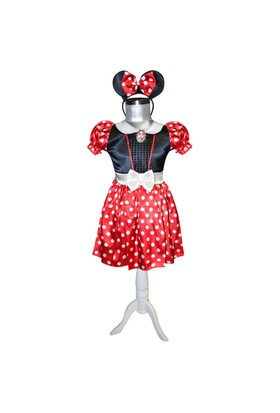 Mega Oyuncak Disney Mini Mouse Kostüm (7 9)