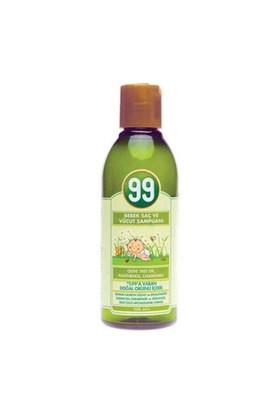 99 Bebek Saç Ve Vücut Şampuanı