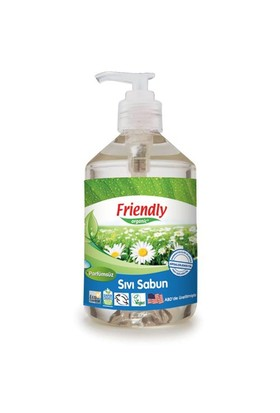 Friendly Organic Sıvı El Sabunu Kokusuz 500 Ml