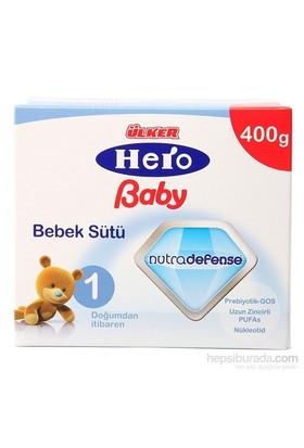 Hero Baby Nutradefense 1 Bebek Sütü 400 gr