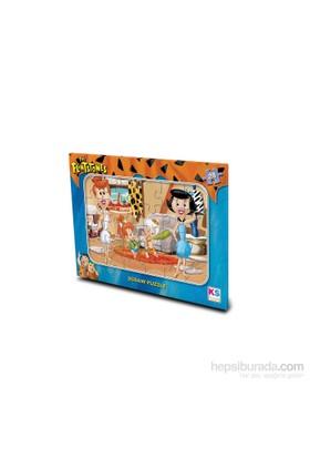 Ks Flintstones Frame Puzzle