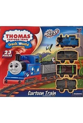 Thomas Thomas 23 Parça Oyuncak Tren Seti