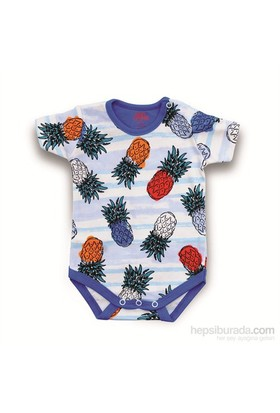 Baby Corner Ananas Kısa Kollu Badi