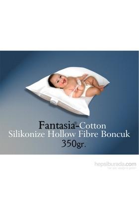 Fantasia Cotton Baby Silikonize Hollowfibre Boncuk Yastık