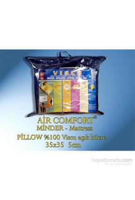 Aircomfort Visco Matterss Minder 35x35x5