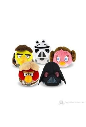 Angry Birds Star Wars Peluş Oyuncak (20 cm,Karışık)