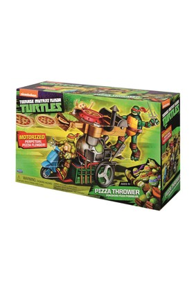 Ninja Turtles Pizza Fırlatan Karavan
