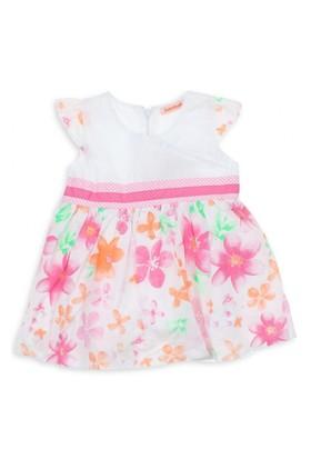 Modakids Bambaki Kız Bebek Dokuma Elbise 013-01121-021