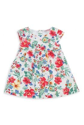 Modakids Bambaki Kız Bebek Dokuma Elbise 013-01122-002