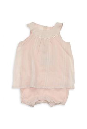 Modakids Bambaki Kız Bebek Elbise 013-01126-023