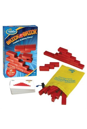 Thinkfun Tuğla Örme (Brick By Brick)