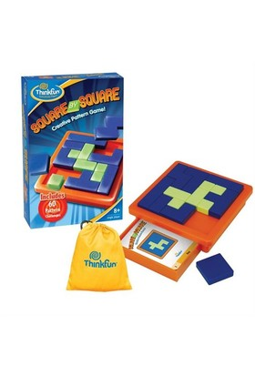 Thinkfun Kare Kare (Square By Square)