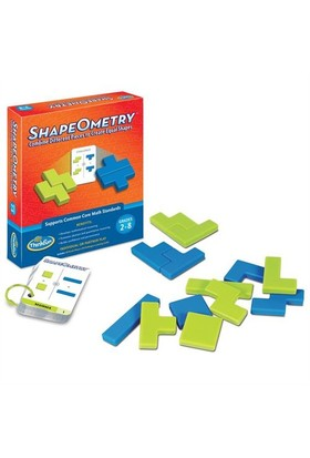 Thinkfun Şekilometri (Shapeometry)