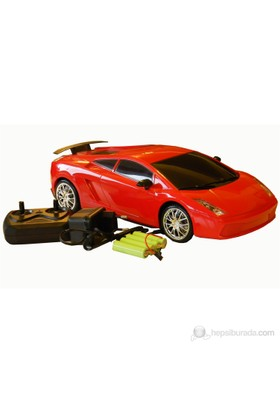 İnova Lp-74 1:12 Sarjlı Araba Kırmızı
