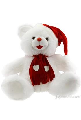 Neco Plush Noel Cici Ayı Peluş 60 cm