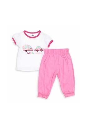 Modakids Kız Bebek 2'Li Takım (6 Ay-3 Yaş) 010-312-027