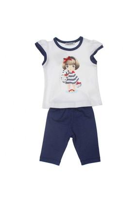Modakids Bambaki Kız Bebek Taytlı Takım 013-0056-012