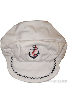 Kardeşler 3463 Bebek Şapkası Lacivert