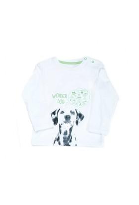 Modakids Wonder Kids Erkek Bebek Baskılı Uzun Kol T-Shirt 010-1400-027