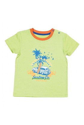 Modakids Wonder Kids Erkek Bebek Baskılı T-Shirt 010-1403-001
