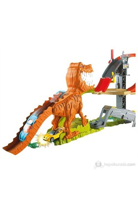 Hot Wheels Çılgın Dinazor T-Rex (Türkçe)