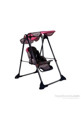 Babyhope Baby Swing 805 Salıncak Pembe Siyah
