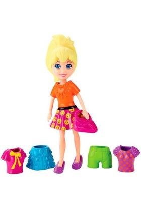 Polly Pocket Ve Renkli Kıyafetleri Cgj01