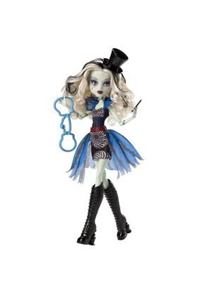 Monster High Korku Sirki Acayip Arkadasim Frankie Stein