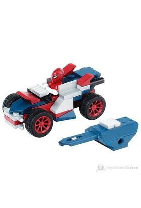 Mega Bloks The Amazing Spiderman Racer Oyun Seti