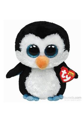 Ty Peluş Oyuncak Waddles - Penguin Regular 15 Cm