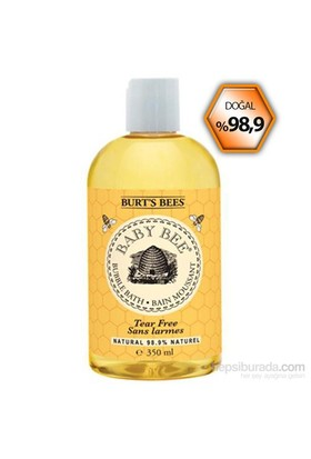 Burt's Bees Baby Bee Bubble Bath Bebek Banyo Köpüğü 350Ml