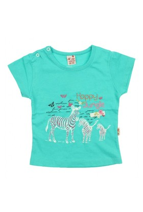 Modakids Kız Bebek T-Shirt (1 - 3 Yaş) 019-738-019