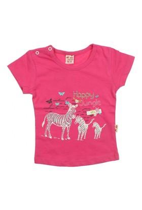 Modakids Kız Bebek T-Shirt (1 - 3 Yaş) 019-738-022