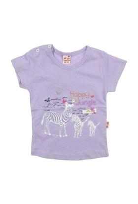 Modakids Kız Bebek T-Shirt (1 - 3 Yaş) 019-738-026
